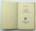 Cain, Aventure des mers exotiques. POIRIER Léon