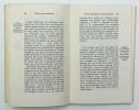 Notes provocatrices. MAREK Kurt W. (CERAM)