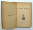 Poèmes Barbares. LECONTE DE LISLE Charles