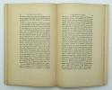 L'Avenir de la Science (Pensées de 1848). RENAN Ernest