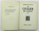 Le Cavalier de paille. SAINT-HÉLIER Monique