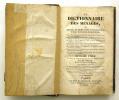 Le Dictionnaire des Ménages. HAVET M.