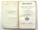 SELF-HELP ou Caractère, Conduite et Persévérance. SMILES Samuel