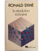 La révolution romaine. SYME Ronald