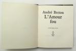 L'Amour fou. BRETON André