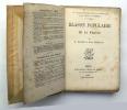 Blason populaire de la France. GAIDOZ H. et SEBILLOT Paul
