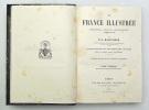 La France illustrée. MALTE-BRUN Victor-Adolphe
