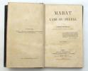 Marat, l'ami du peuple. BOUGEART Alfred