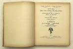 Histoire des Colonies françaises et de l'expansion de la France dans le monde. HANOTAUX Gabriel MARTINEAU Alfred