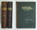 Larousse Universel. LAROUSSE