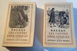 Les Contes drôlatiques. Balzac, Honoré de